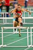 Athlétisme contactant 2010 Image libre de droits