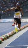Athlétisme d'or international de ligue d'Istaf Berlin Photographie stock libre de droits