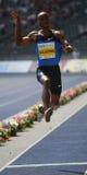 Athlétisme d'or international de ligue d'Istaf Berlin Photos stock