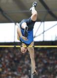 Athlétisme d'or international de ligue d'Istaf Berlin Image stock
