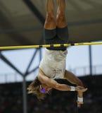 Athlétisme d'or international de ligue d'Istaf Berlin Images libres de droits