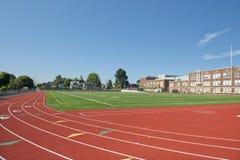 Athlétisme de lycée Images stock