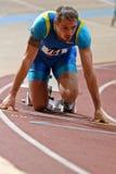 Athlétisme de Vienne contactant 2010 Images stock