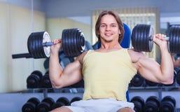 Athlet Lizenzfreie Stockbilder
