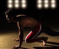 Athlete Stock Image