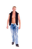 Athlete man Stock Photo