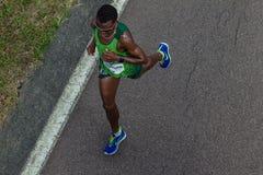 Athlete Runners Comrades Marathon 2014 Stock Image