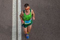 Athlete Runners Comrades Marathon 2014 Royalty Free Stock Photography