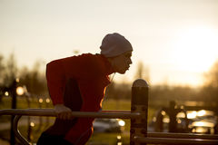 Athlete Royalty Free Stock Images