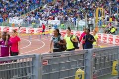 athleten stockfotografie