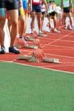 Athletes Royalty Free Stock Image