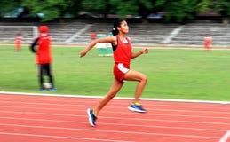 Athletes Stock Photo