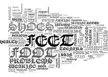 Athletes At Greater Risk For Foot Problems Word Cloud. ATHLETES AT GREATER RISK FOR FOOT PROBLEMS TEXT WORD CLOUD CONCEPT Royalty Free Stock Photography