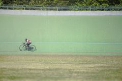 Para Cycling Athlete royalty free stock images