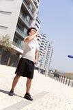 Athletet épuisé Image libre de droits