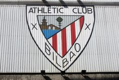 Athletic bilbao logo stock image