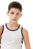 Athletic boy Royalty Free Stock Photo
