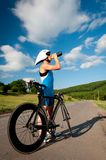 Athletic boy Royalty Free Stock Images