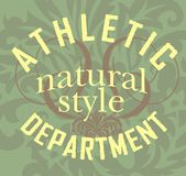 Athletic club Stock Photography