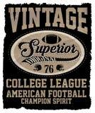 Athletic Dept. New york  Varsity Sport vector print and varsity. Stock Photo