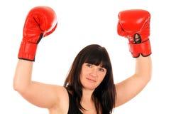 Athletic girl Royalty Free Stock Photo