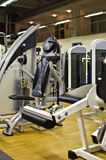 Athletic gym machine Royalty Free Stock Photography
