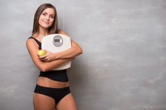 Free Athletic-looking Young Girl Royalty Free Stock Photos - 46894018