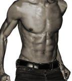 Athletic Man Torso stock photo