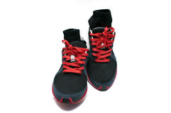 Athletic shoes Stock Photography