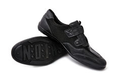 Athletic shoes Royalty Free Stock Photo