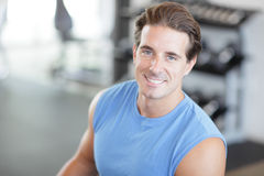 Athletic Trainer Royalty Free Stock Photography