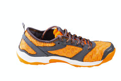 Athletic unisex shoes Stock Photography