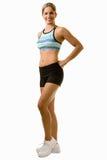 Athletic woman Stock Photos