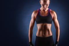 Athletic woman Stock Photo