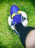 03 04 2010年athletico巴塞罗那期初billbao阵营fc符合nou照片statium被采取与 免版税库存图片