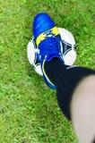03 04 2010年athletico巴塞罗那期初billbao阵营fc符合nou照片statium被采取与 库存照片