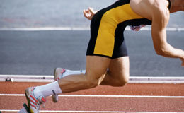 Athletics Stock Image