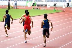 Athletics Stock Photo