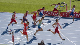 Athletics Stock Photos