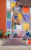 Athletics Championship, Marta Godinho Royalty Free Stock Image