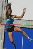 Athletics Championship, Marta Onofre Royalty Free Stock Photography