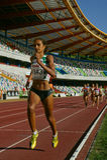 Athletics Championship, Sandra Teixeira Royalty Free Stock Image