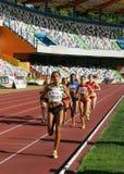 Athletics Championship, Sandra Teixeira Stock Photo