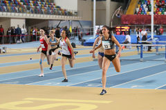 Athletics Istanbul Indoor Championships Stock Images