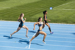 Athletics Royalty Free Stock Photography