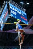 Athletics - Pole Vault man, FILIPPIDIS Konstadinos Stock Photography