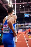 Athletics - Pole Vault man, FILIPPIDIS Konstadinos Royalty Free Stock Photography