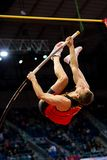 Athletics - Pole Vault man Heptathlon, PITTOMVILS Niels Stock Photography