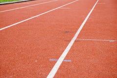Athletics-tracks Stock Photos