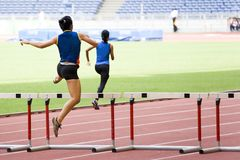 Athletik Lizenzfreie Stockbilder